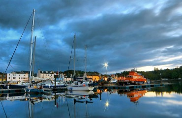 Stornoway Port Authority Website Preview